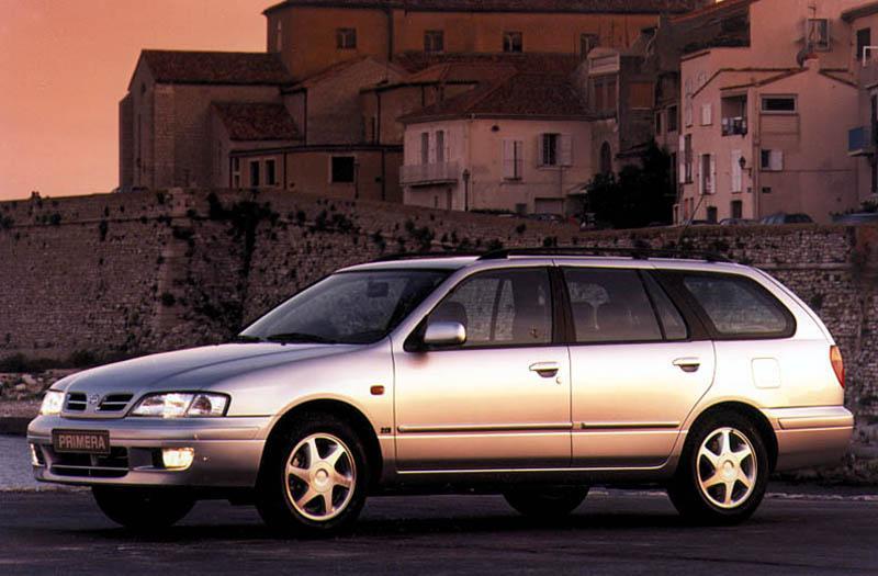 Nissan Primera Wagon 2.0 SLX (1998)