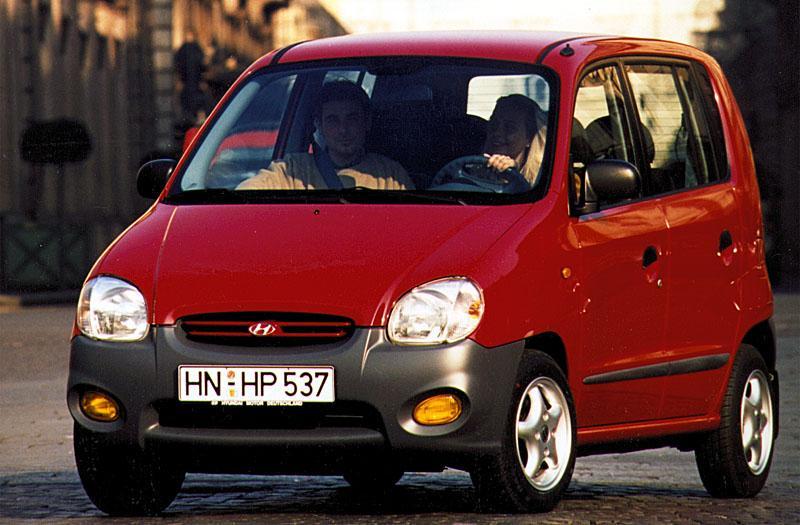 Hyundai Atos Multi 1.0i LS (2001)