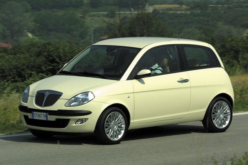 Lancia Ypsilon 1.3 JTD 16v Platino (2004)
