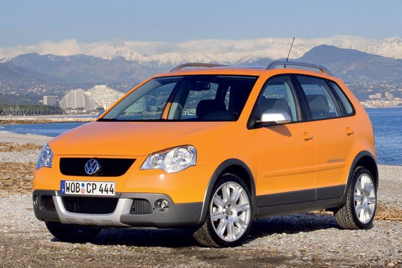 Volkswagen CrossPolo 1.4 16V 80pk (2009)