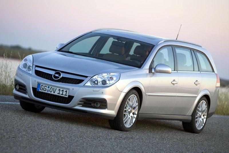 Opel Vectra Stationwagon 2.2-16V DGi Temptation Exc. (2008)