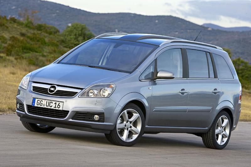 Opel Zafira 1.9 CDTi 120pk Essentia (2008)