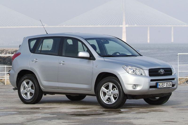 Toyota RAV4 2.0 16v VVT-i Sol (2008)