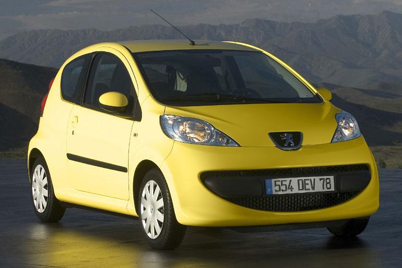 Peugeot 107 XS 1.0 (2008)