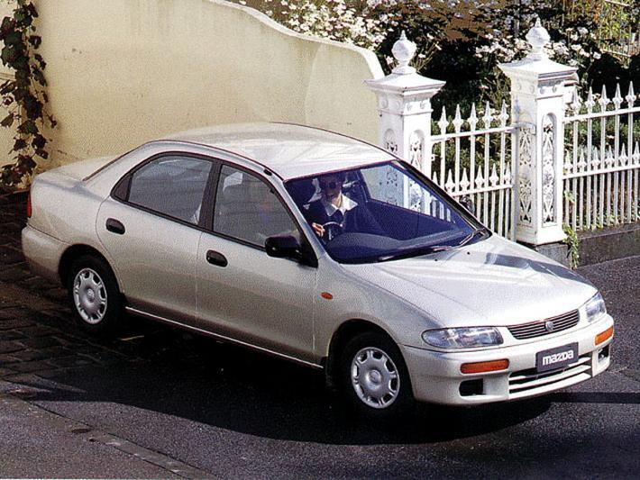 Mazda 323 1.3i LX (1994)