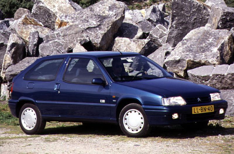 Citroën ZX Reflex 1.9 D (1995)