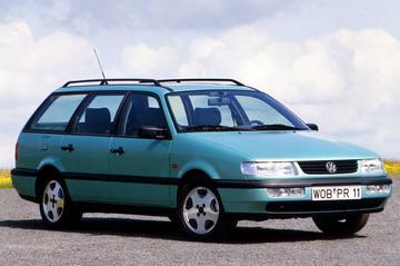 Volkswagen Passat Variant 2.8 VR6 GL Exclusiv (1995)