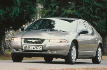 Chrysler Stratus 2.5i 24V LX (1995)