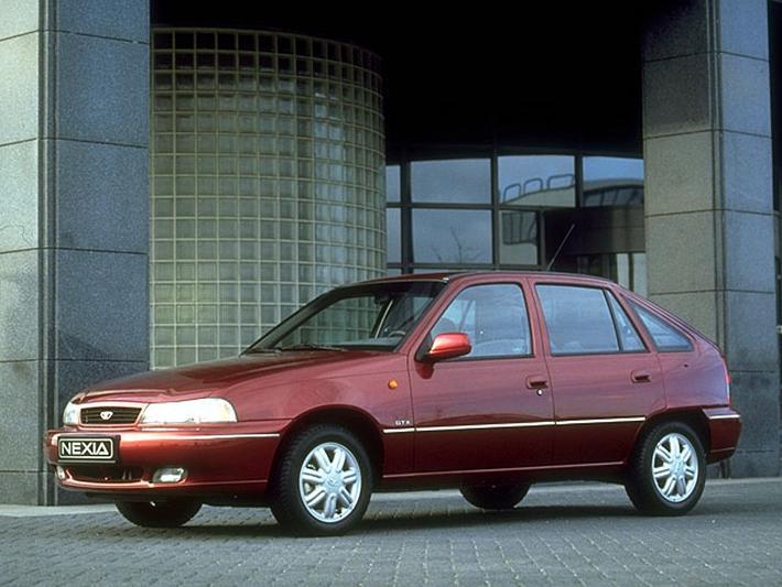 Daewoo Nexia 1.5 GTX (1997)