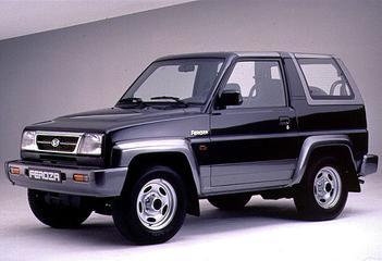 Daihatsu Feroza Resin-Top SXR (1995)