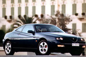 Alfa Romeo GTV 2.0 Twin Spark 16V L (1995)