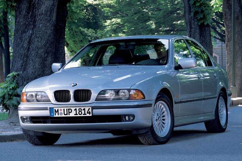 BMW 540i Executive (1996)