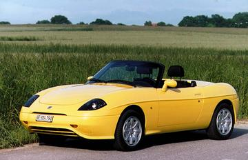 Fiat Barchetta 1.8 16v (1995)