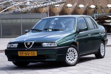 Alfa Romeo 155 2.5 TD S (1996)