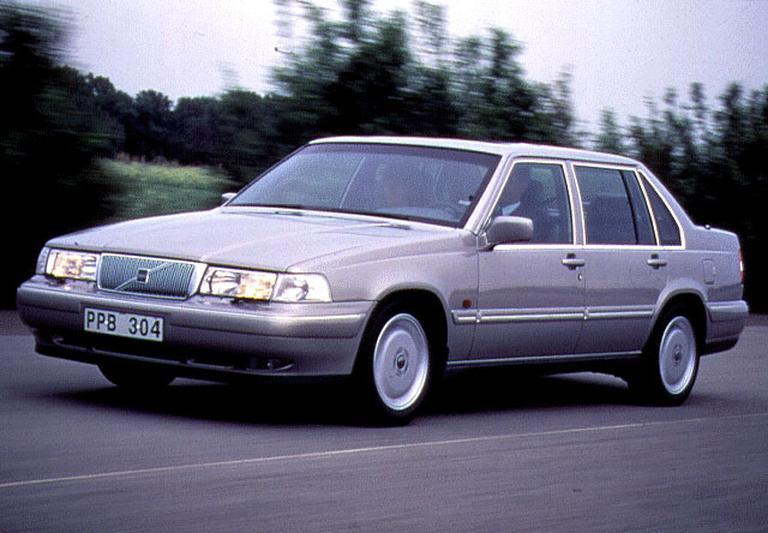 Volvo 960 2.5i 24 Valve Stockholm (1996)