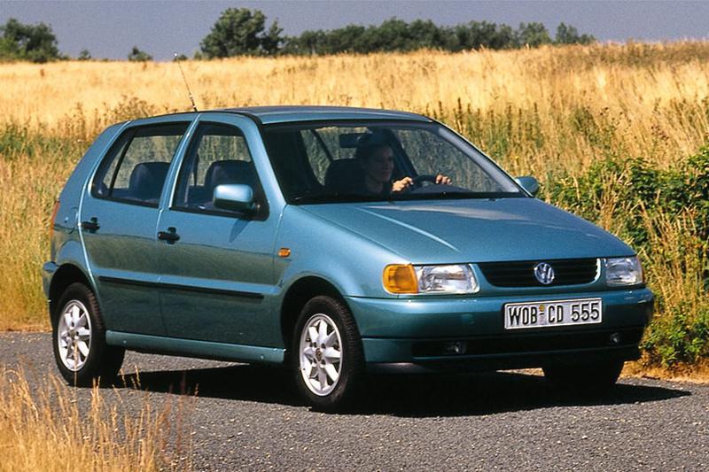 Volkswagen Polo 1.9 SDI (1999)