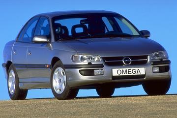 Opel Omega 2.5 TD CD Comfort (1995)