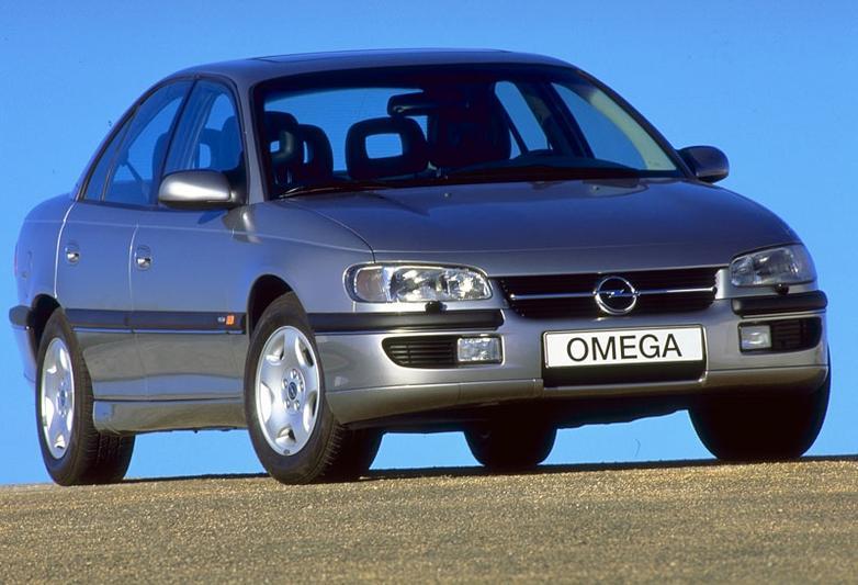 Opel Omega 2.5i-V6 CD Business (1995)