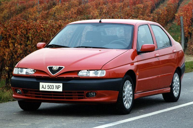 Alfa Romeo 146 1.6 Twin Spark 16V L (1997)