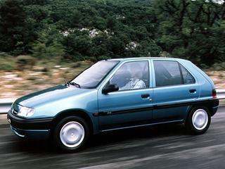 Citroën Saxo 1.4i SX (1996)