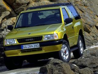Opel Frontera Sport 2.0i GLS Hardtop (1995)