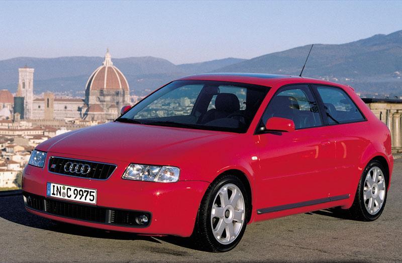 Audi S3 quattro (2000)
