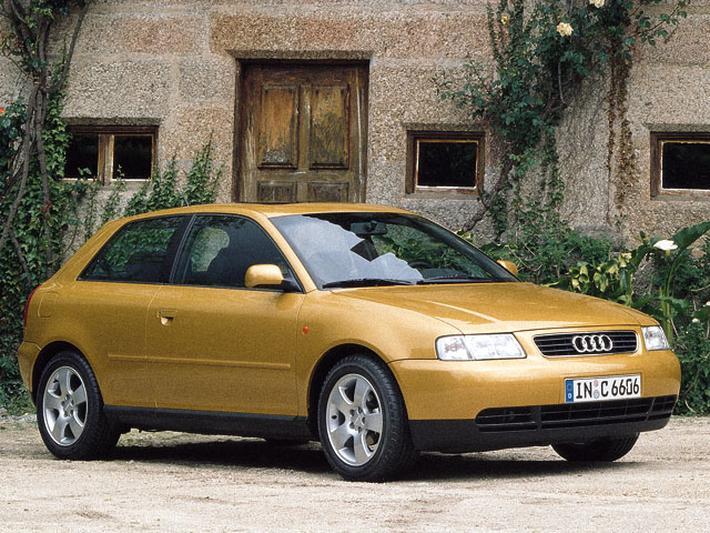 Audi A3 1.8 5V Turbo Ambition (1998)