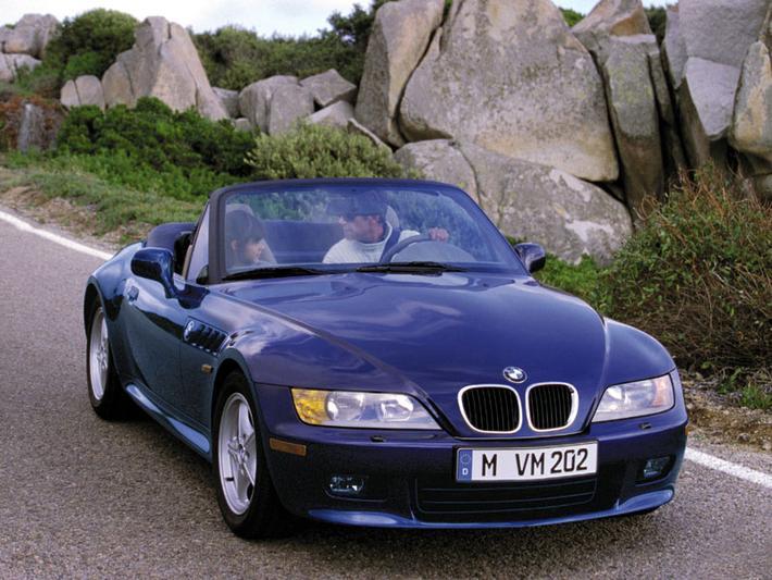 BMW Z3 roadster 1.9i (1998)