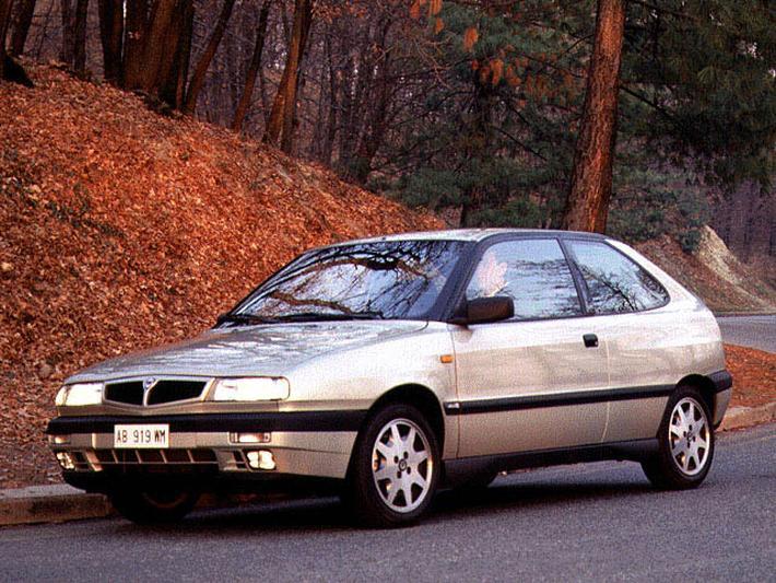 Lancia Delta HPE 1.9 Turbo DS (1996)