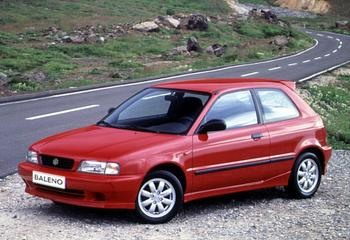 Suzuki Baleno 1.6 S (1996)