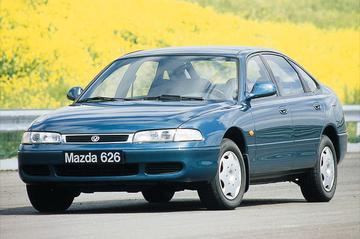 Mazda 626 1.8i LX (1997)