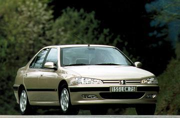 Peugeot 406 SL 1.8-16V (1996)