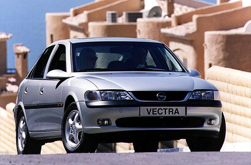 Opel Vectra 1.8i-16V GL (1997)
