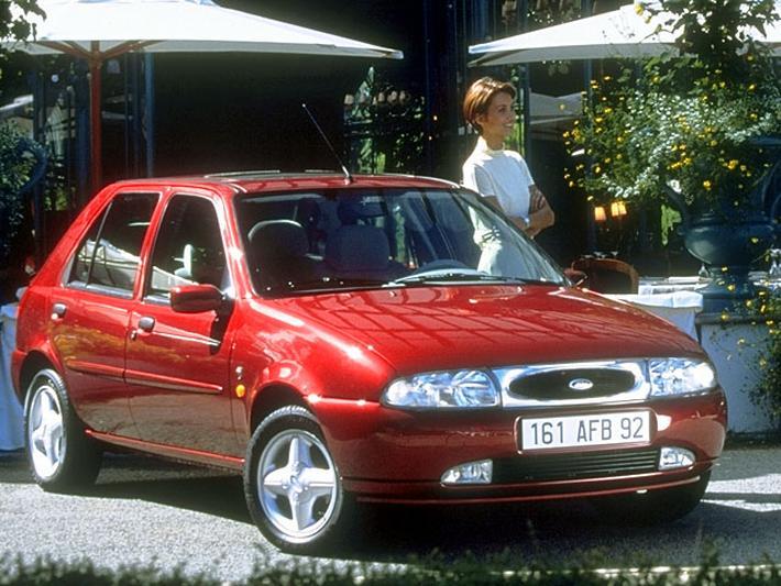 Ford Fiesta 1.8 D (1998)