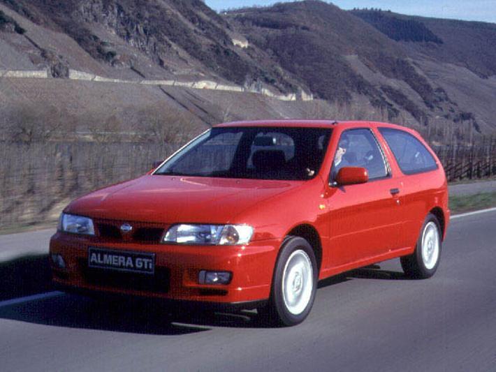 Nissan Almera 2.0 GTi (1998)
