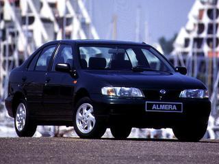 Nissan Almera 1.6 GX (1996)