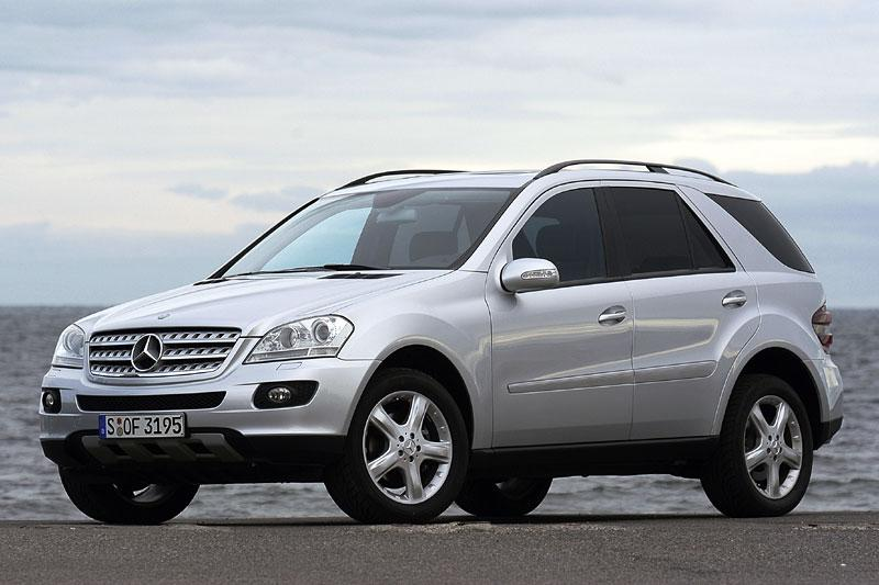 Mercedes-Benz ML 320 CDI (2006)