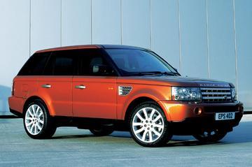 Land Rover Range Rover Sport TDV6 SE (2006)