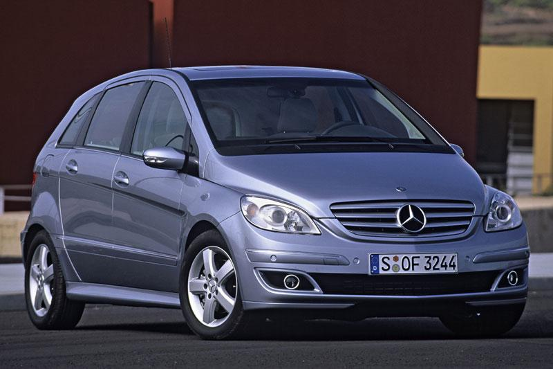 Mercedes-Benz B 200 Turbo (2006)