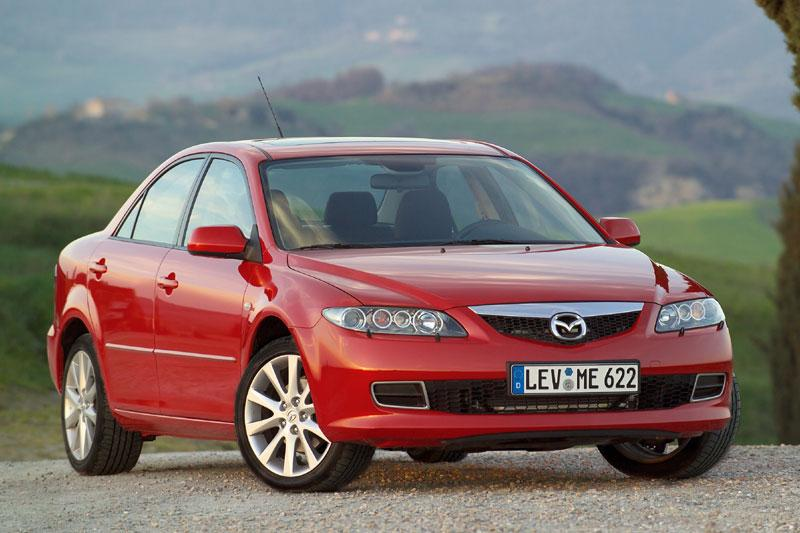 Mazda 6 2.0 CiTD 121pk Touring (2005)