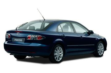 Mazda 6 Sport 2.0 CiTD 143pk Executive (2006)