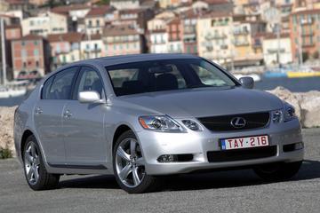 Lexus GS 300 President (2005)