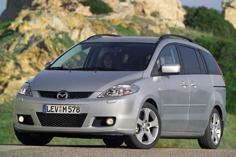 Mazda 5 2.0 CiTD Touring (2006)