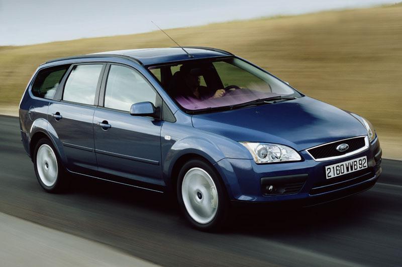 Ford Focus Wagon 1.8 TDCi Futura (2006)