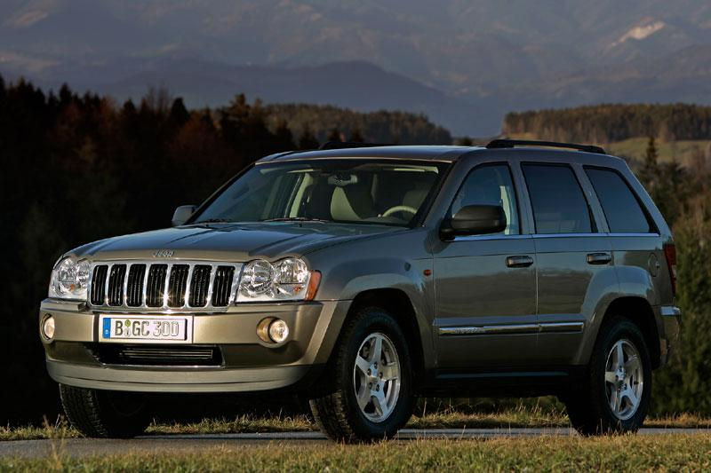 jeep grand cherokee 5 7 hemi v8 limited 2005. Black Bedroom Furniture Sets. Home Design Ideas