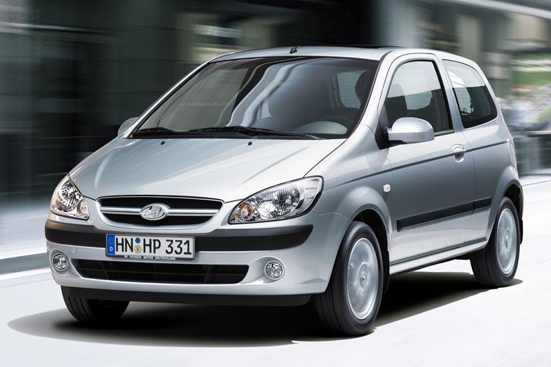 Hyundai Getz 1.4i DynamicVersion (2006)