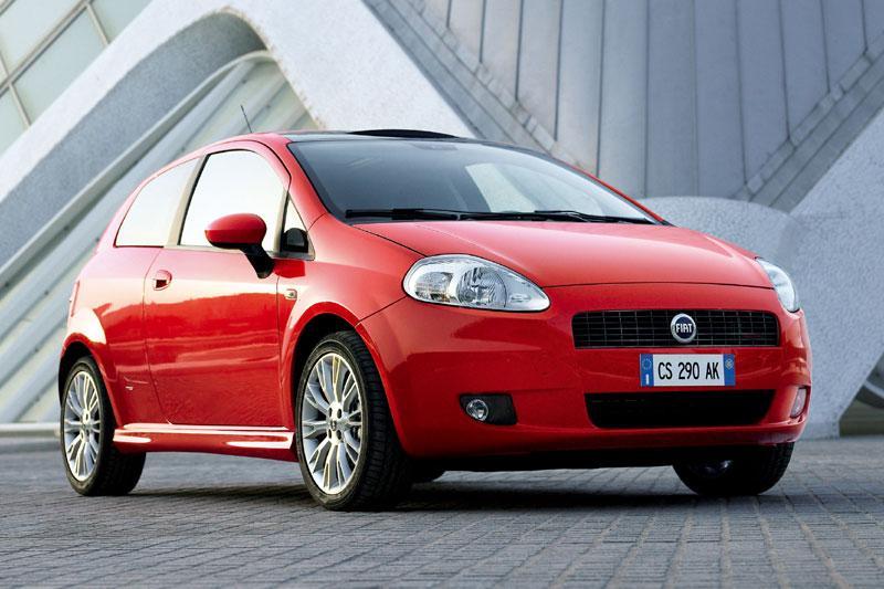 Fiat Grande Punto 1.4 16v T-Jet Dynamic (2008)