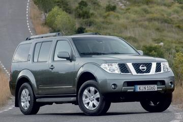 Nissan Pathfinder 2.5 dCi SE Comfort (2007)