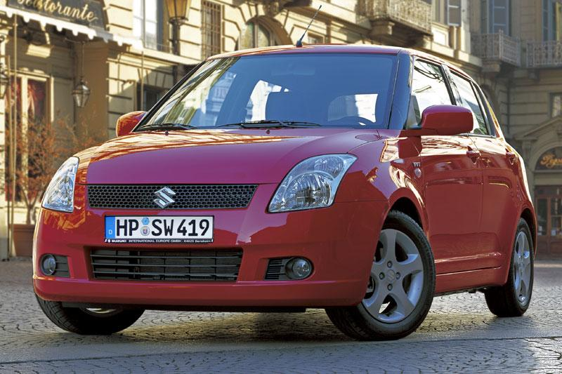 Suzuki Swift 1.3 Diesel Exclusive (2008)