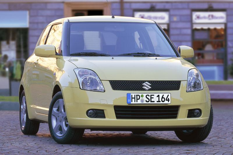 Suzuki Swift 1.3 Xpression (2010)